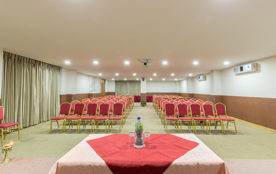Bagheti Conference Hall