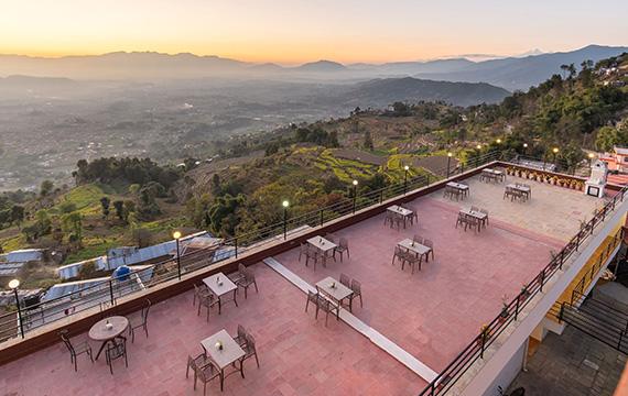 Panaroma Terrace Restaurant